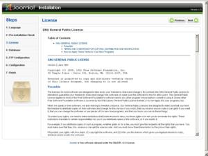 Legal Notice GNU/GPL